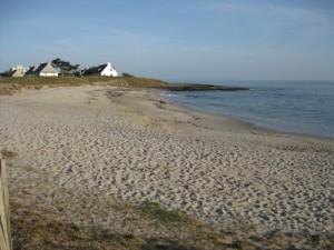 Une des plages de St-Jacques